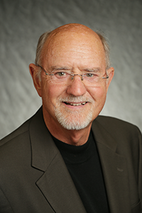 Head shot of College of the Arts Dean Gordon Brooks
