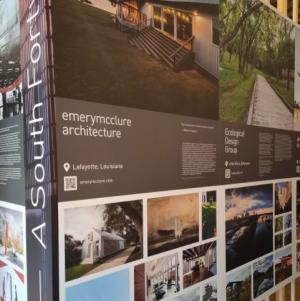 EmeryMcClure Architecture Featured in Exhibit Hall